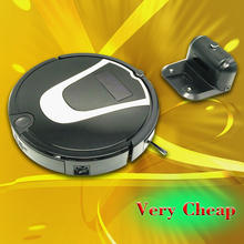 Good Dust Dirt Sucking Machine Robot Cleaner 2017 Sweeper Housekeeping Equipments with Water Tank