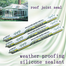 weather proofing silicone sealant for roof joint seal