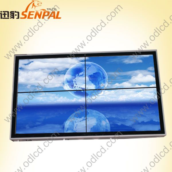 47 ' excellent All Weather Proof IP65 Outdoor LCD 3D Advertising display