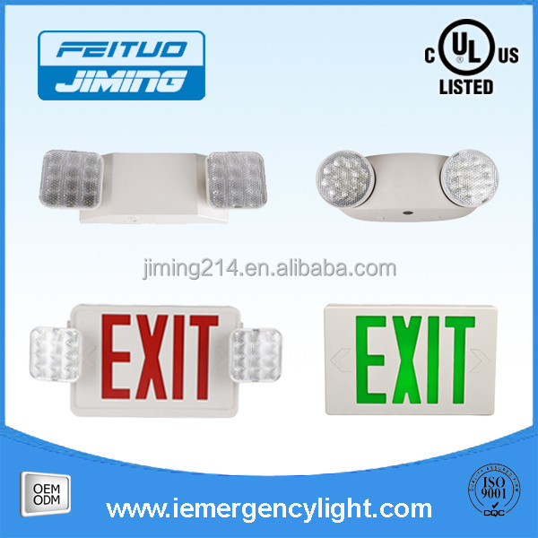China TOP 1 Emergency Lighting Factory Since 1967 cUL& UL Listed Emergency LED Light JLEU5 twin spot emergency led light 520A
