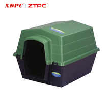 Hot Sale high quality customized dog kennel plastic outdoor dog house