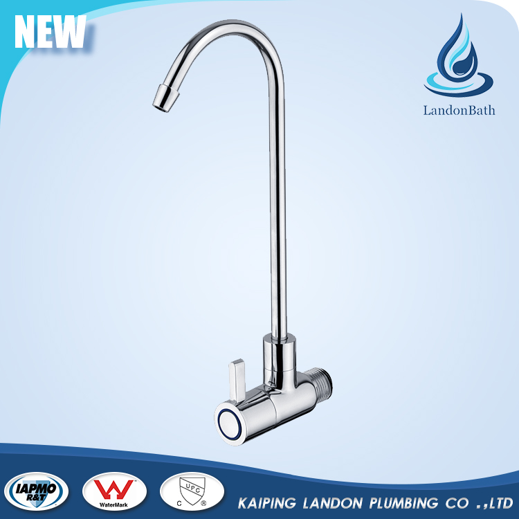 Drinking water wall mounted single handle purifier ro system faucet