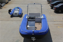 alloy hull inflatable rigid boats