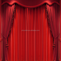stage curtains motor automatic stage curtain system