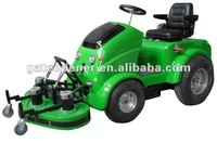 Popular Automatic Efficiency Lawn Mower For Industrial Use