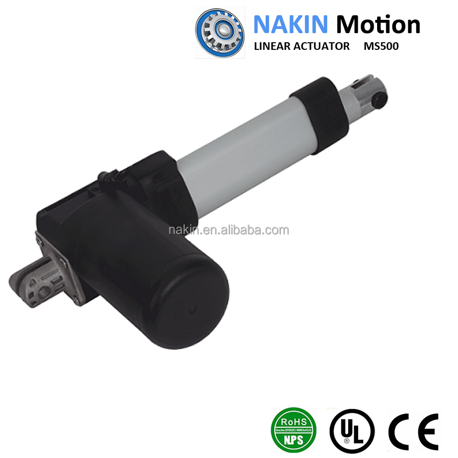 12/24V DC Linear Actuator For Medical Bed And Sofa Use.