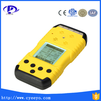 portable combustible gas analyzer
