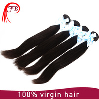 Factory discount 5a 6a 7a original nature brazilian silky straight wave hair bundles model model hair extension wholesale