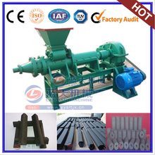 Made In China Wood Charcoal Square Stick Making Machine Extruder Making Machine