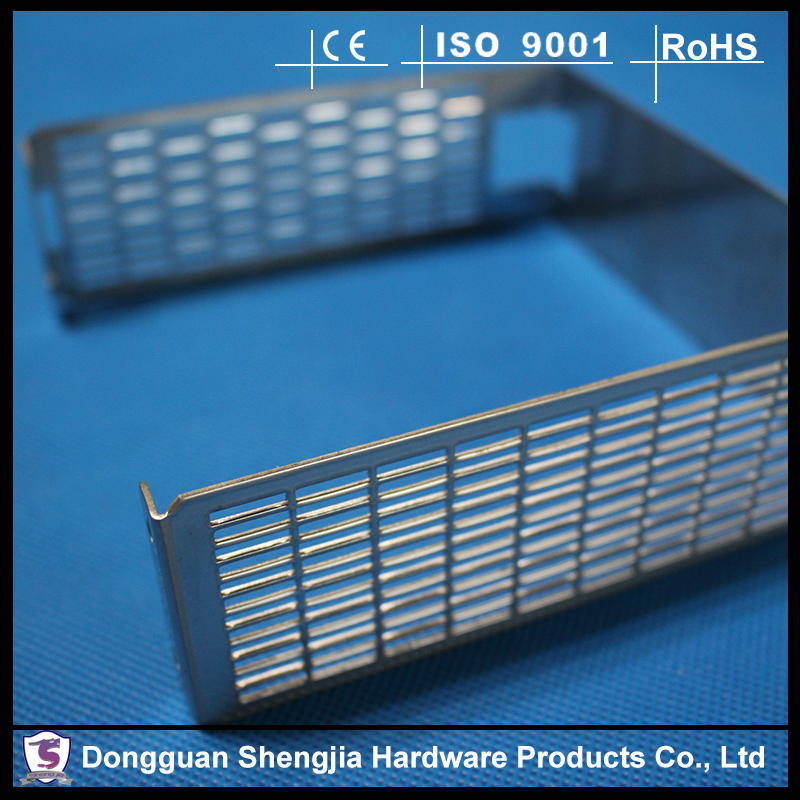 ISO 9001-2008 OEM China machining parts, custom computer accessory stamping parts for computer