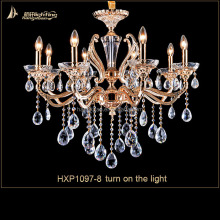 contemporary chandelier classic design chandelier in gold color HXP1097-8
