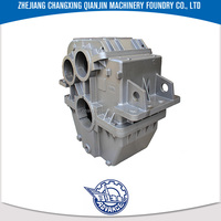 Custom Best price China manufacture D800 marine gearbox grey iron casting parts