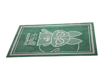 Manufacture Wholesale Custom Logo Rug For Room YB-A034