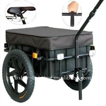 Popular and Utility Bike Cargo Trailer