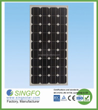 High Power Home Use 100 Watts solar panel in india
