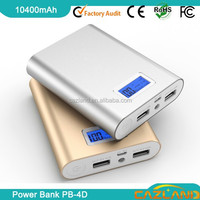 rohs power bank/battery power bank/portable power bank for laptop