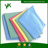 Free samples car microfiber cleaning cloth car care cleaning cloth