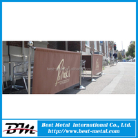 windbreaks and screens cheap cafe barriers