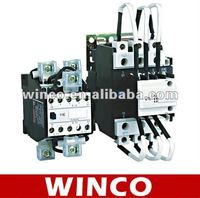 CJ19 AC220V Capacitor Contactor for Capacitor Bank