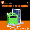 Felicitysolar 7Ah new updated high quality home portable solar power generator
