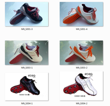 Fashion Style Import Export Golf Leather player Shoe