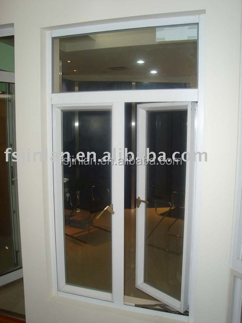 Aluminium window aluminium profile aluminium frame sliding glass window