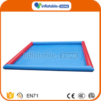 Guangzhou Inflatable PVC tarpaulin pool, used swimming pool for sale