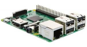 2018 raspberry pi 2/3 model B with 1G RAM integrated circuits wifi board