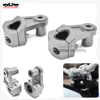 BJ-HR-006 for Suzuki bike motorcycle 22mm 28mm Bar Clamp Riser Handlebar Taper handle riser