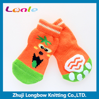pet suppy wholesale high quality fashion cotton dog colorful socks