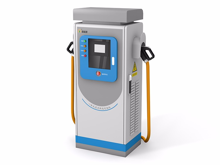 JFY CSI series 45KW Integrated smart DC Fast EV Charging Station