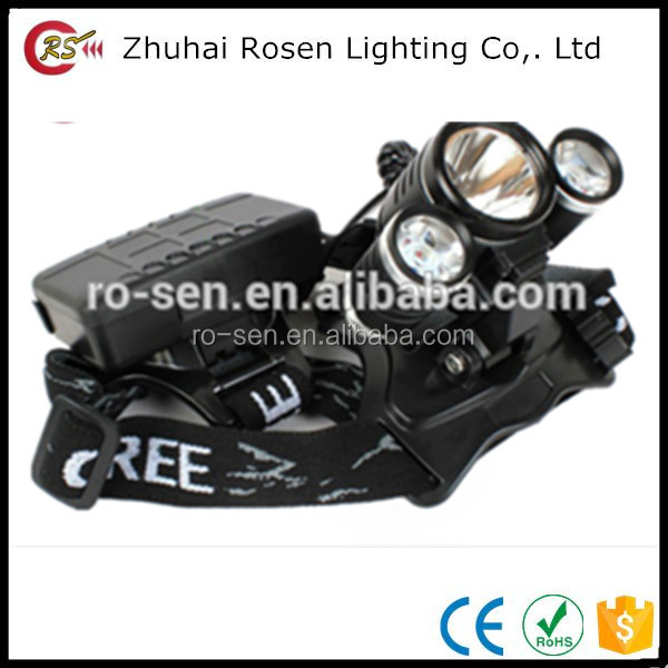 new good quality high lumen long life powerful headlamp