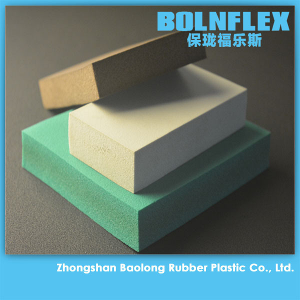 Construction Material Heat Insulation Rubber Foam/Insulation Material