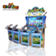 Qingfeng newest coin operated Infrared Gun Shooting Machine Playstation arcade video Game Machines