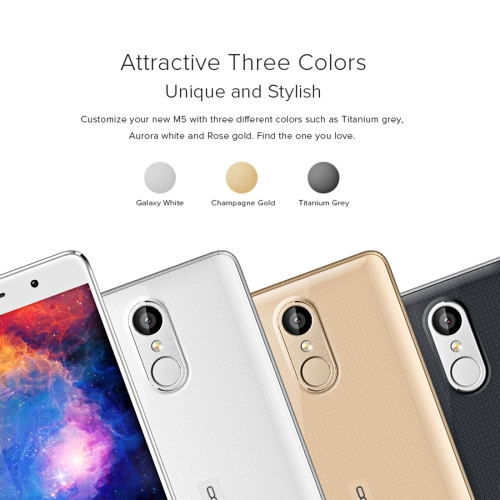 latest 5g mobile phone LEAGOO M5 16GB Network 3G phone mobile