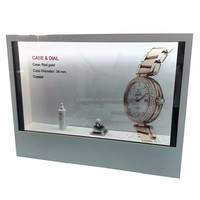 47 inch Transparent LCD Video Advertising Display