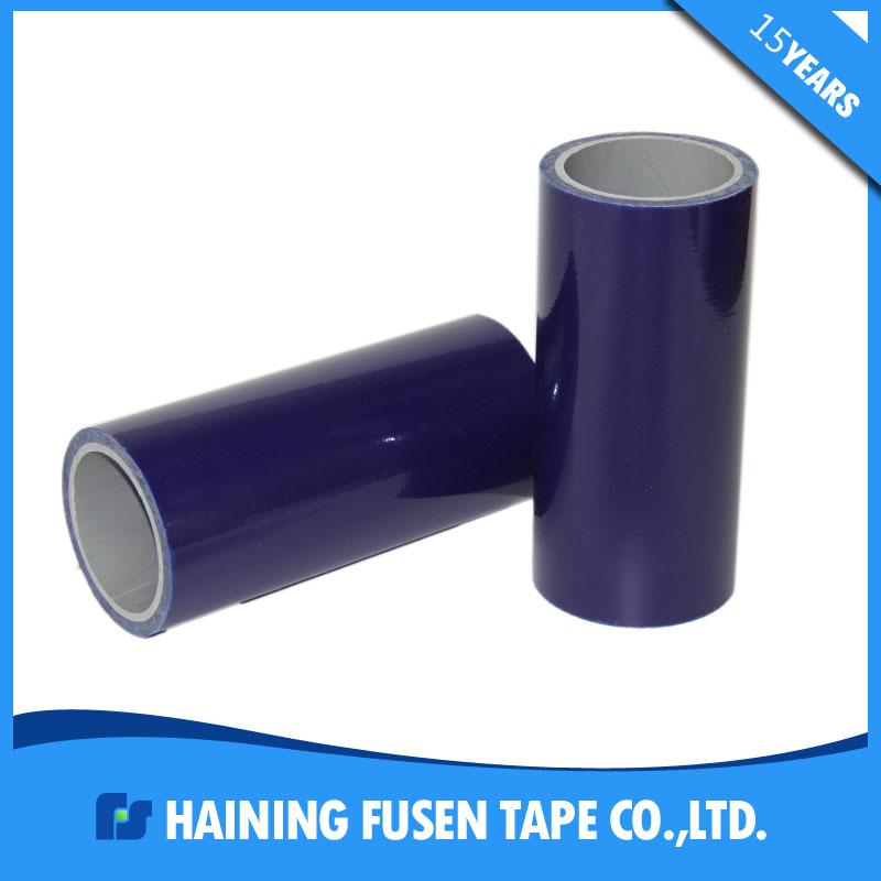 Wordly Uesd Anti Scratch Adhesive English Blue Film