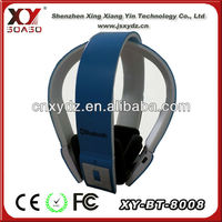 stylish custom design headphones wireless headset stereo bluetooth mp3 player headphone with stereo bluetooth