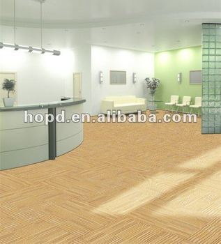 Exquisite self-adhesive carpet tiles for decoration