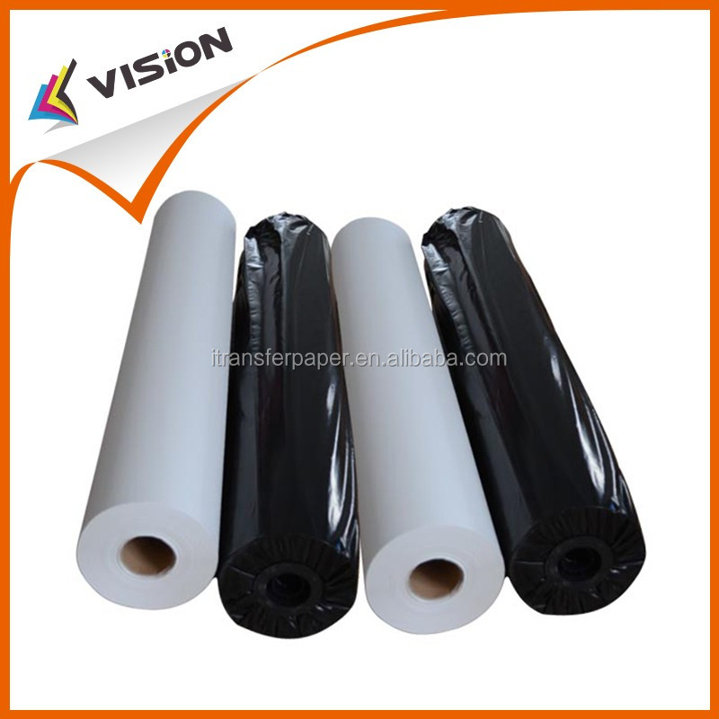 1.3m sublimation transfer paper with sublimation ink/Dye cheap and best selling sublimation transfer paper