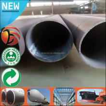 China Supplier low carbon q235b seamless steel pipe mechanical properties