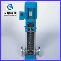 multistage specification of centrifugal pump for water