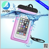 2016 New Universal Waterproof Mobile Phone Pouch Best Quality Waterproof Case Bag Pouch