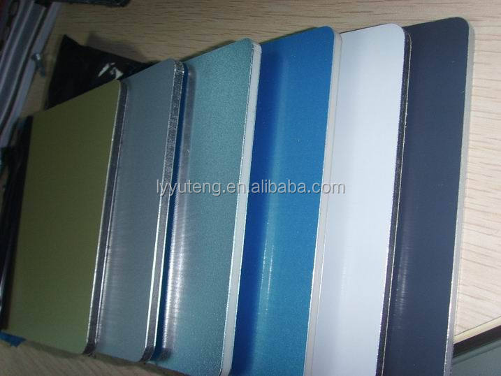 aluminum panel cladding /Aluminium roof materials