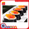 Japanese sushi material Frozen flying fish roe tobiko