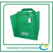 Hottest green spun shopping bag