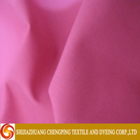 Superior quality latest design 100 cotton poplin fabric plain cloth