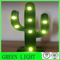 Best selling beautiful Christmas LED light Christmas decoration light cactus led light