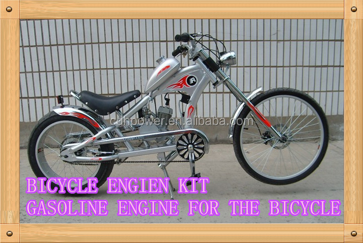 petrol pushbikes/engines for bicycles/gas powered bicycles for sale