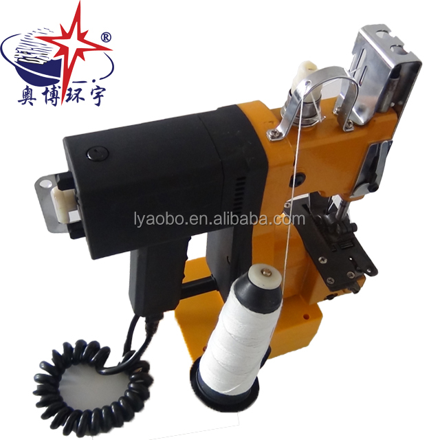Heavy Duty Typical Industrial Hand Held Portable Bag closing Sewing Machine